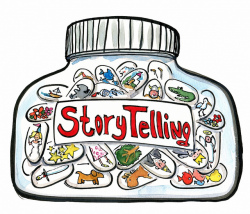Talking clipart oral tradition. The of storytelling press