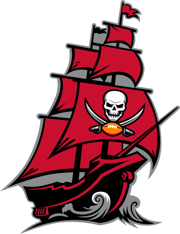 Tampa bay buccaneers logo png. Football pirate ship decal