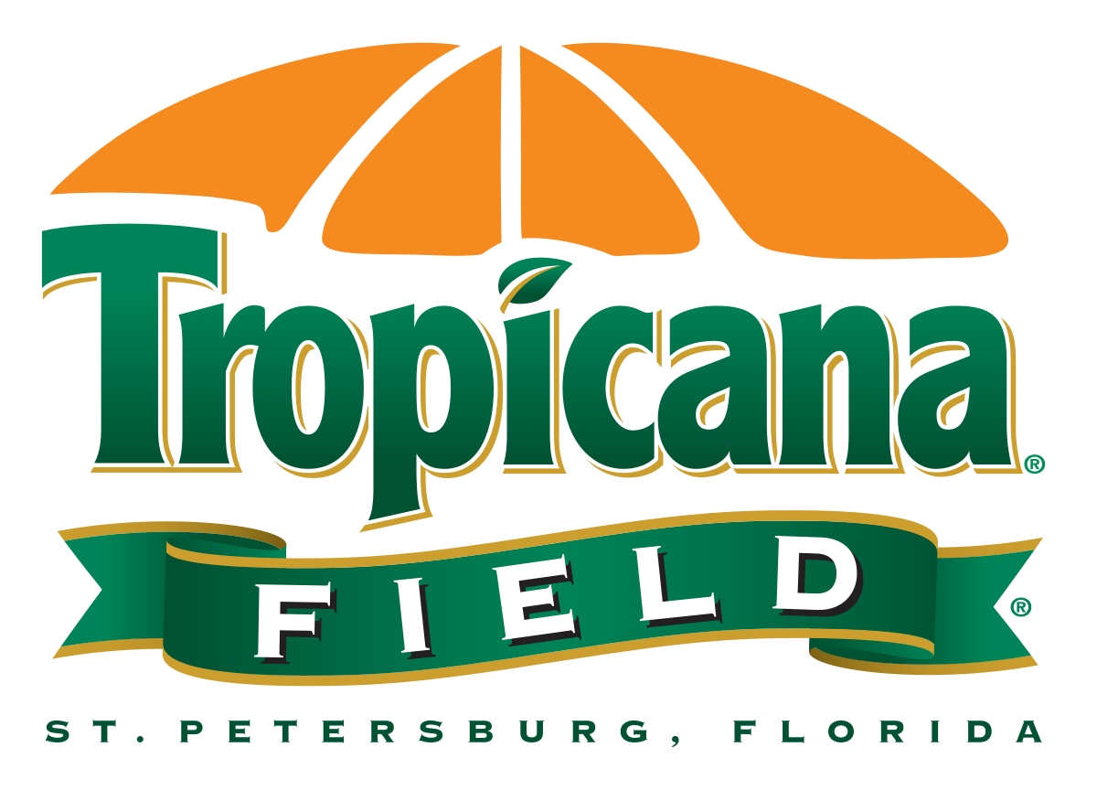Tampa bay rays logo high definition png. Tropicana field wikipedia