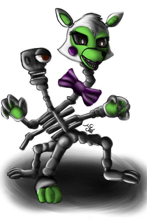 Tangle drawing fnaf. World by jackellen on