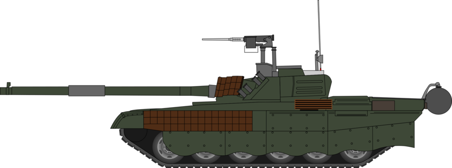 Vector tank turret. Soldier military chapetones drawing