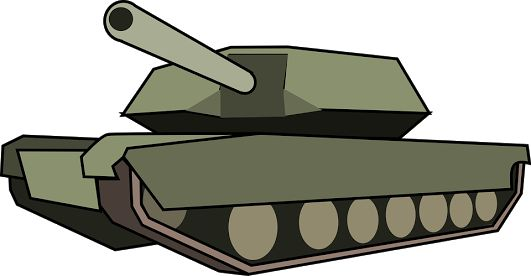 tank clipart defence