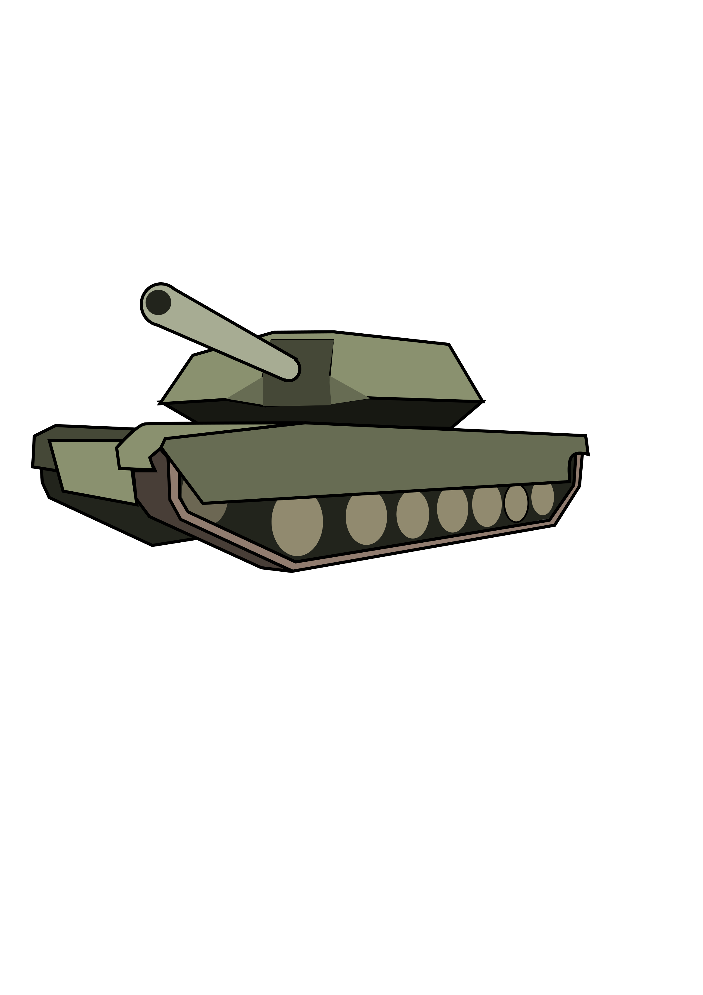 Tank clipart one. Ww drawing at getdrawings