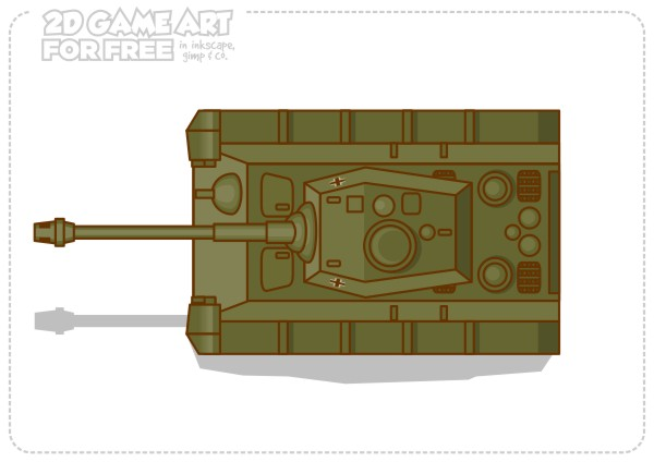 Tank clipart top view. Down extras d game