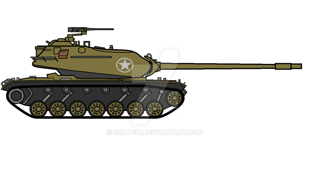 Tank sprite png. M american heavy from