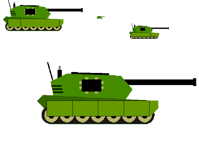 Tanks drawing. Lab preview cs s