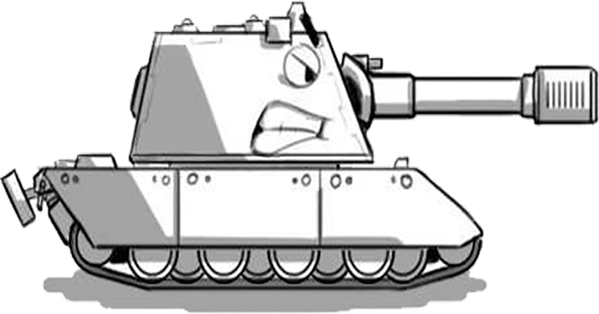 World of line art. Tanks drawing png freeuse