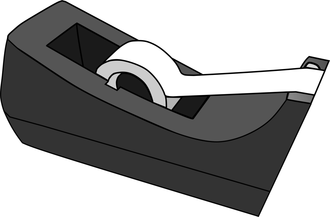 Tape clipart adhesive tape. Dispenser scotch computer icons