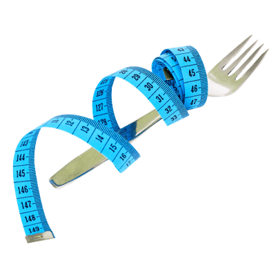 Tape clipart plastic. Measuring and fork transparent