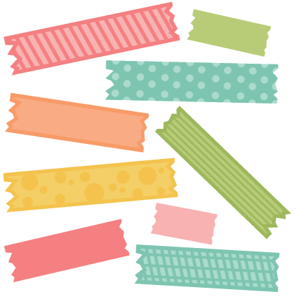 Tape clipart scrapbook. Transparent png pictures free
