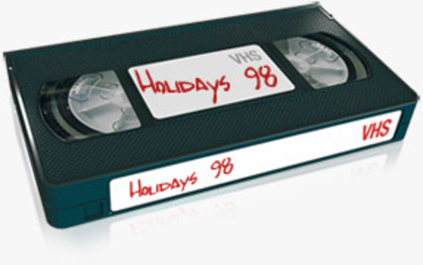 Tape clipart vhs tape. Free images at clker