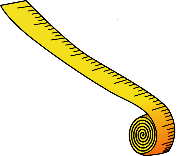 Measuring transparent png stickpng. Tape clipart yellow svg free library