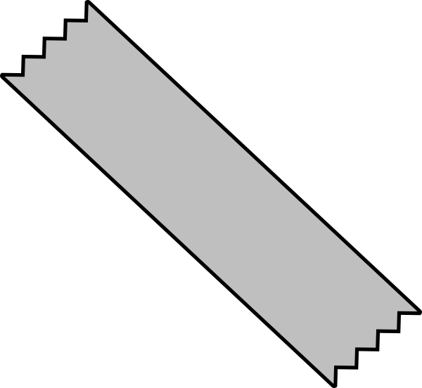 Tape vector png. Gray duct clip art