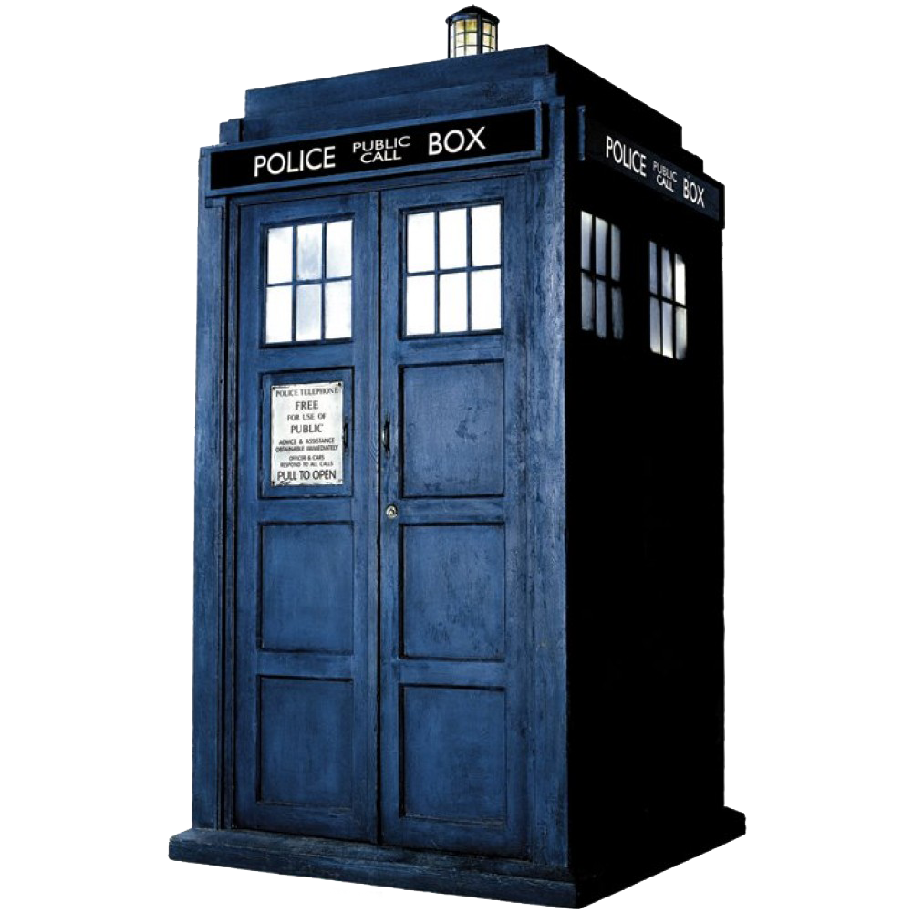 Transparent tardis flying. Image png thefutureofeuropes wiki