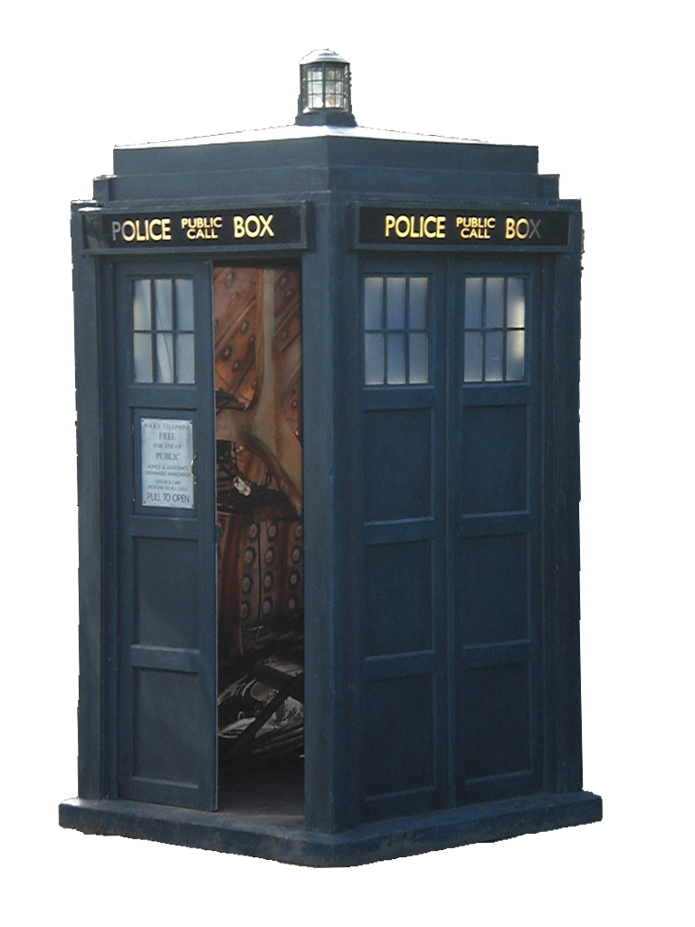 Tardis png transparent. Project chris gamble cse