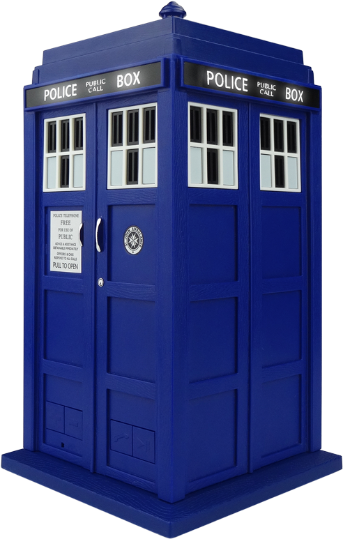 Transparent tardis doctor who. Download hd previous and