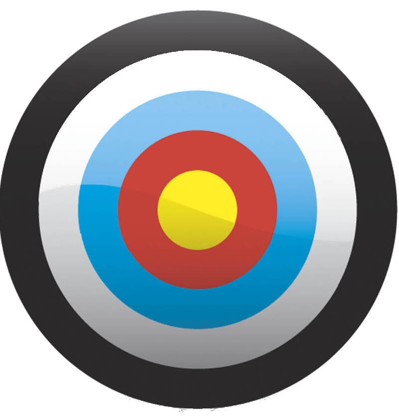 Free png target transparent. Bullseye clipart picture free stock