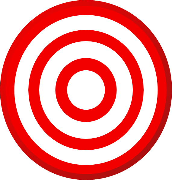 Target clipart classic. Free png bullseye transparent