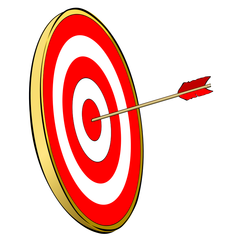Free red download clip. Bullseye clipart picture freeuse stock
