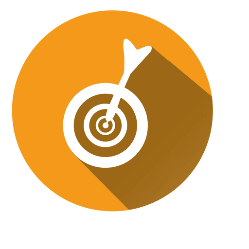 Target svg vector. Circle icon transparent png