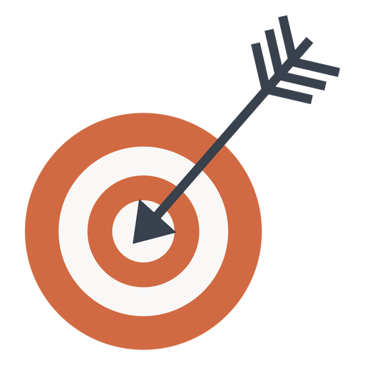 And arrow icon transparent. Vector target svg freeuse