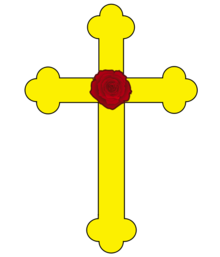 Tarot drawing rosicrucian. Rose cross wikipedia
