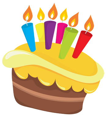 Birthday png. Cake transparent images all