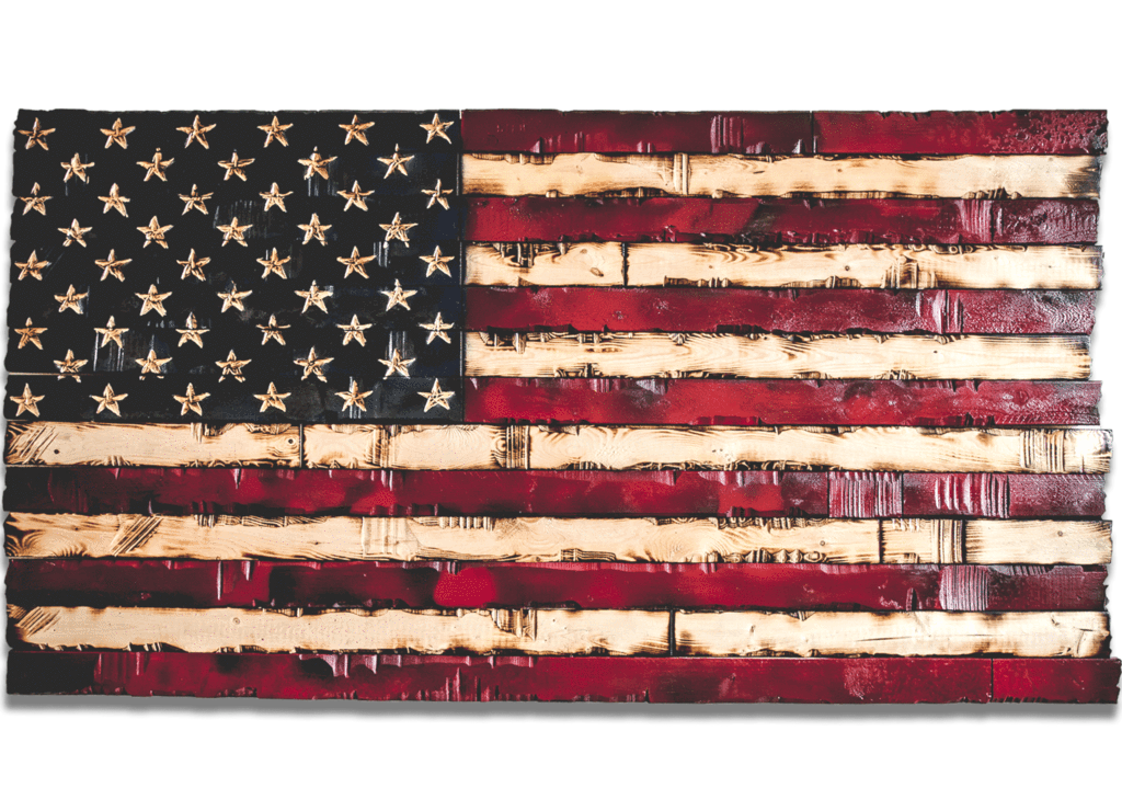 Tattered flag png. Patriot edition american x