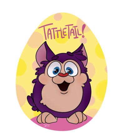Tattle tail tumblr i. Tattletail drawing transparent picture download