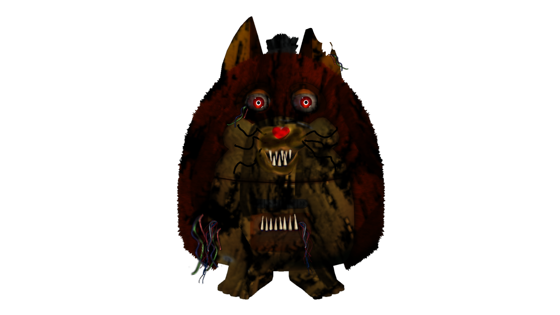 Tattletail drawing nightmare. Mama fnaf mamasca