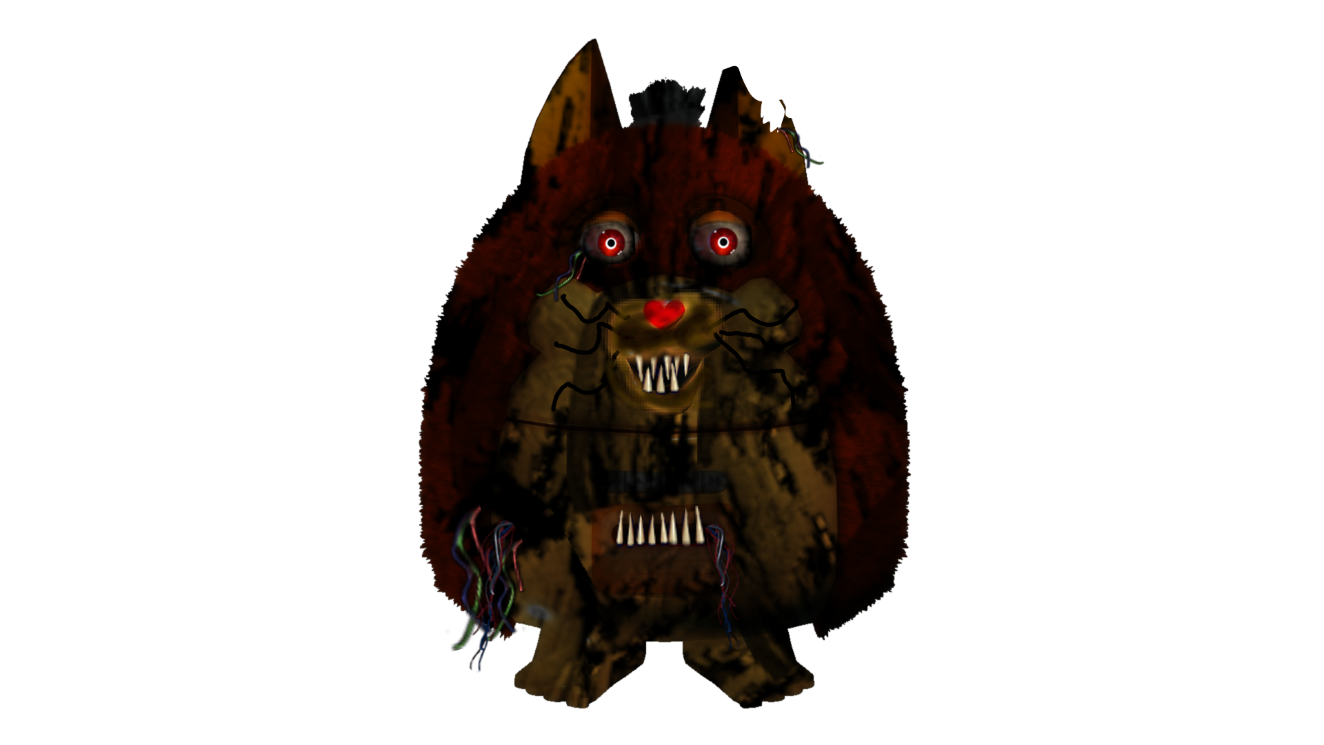 Nightmare mama fnaf mamasca. Tattletail drawing transparent picture royalty free library