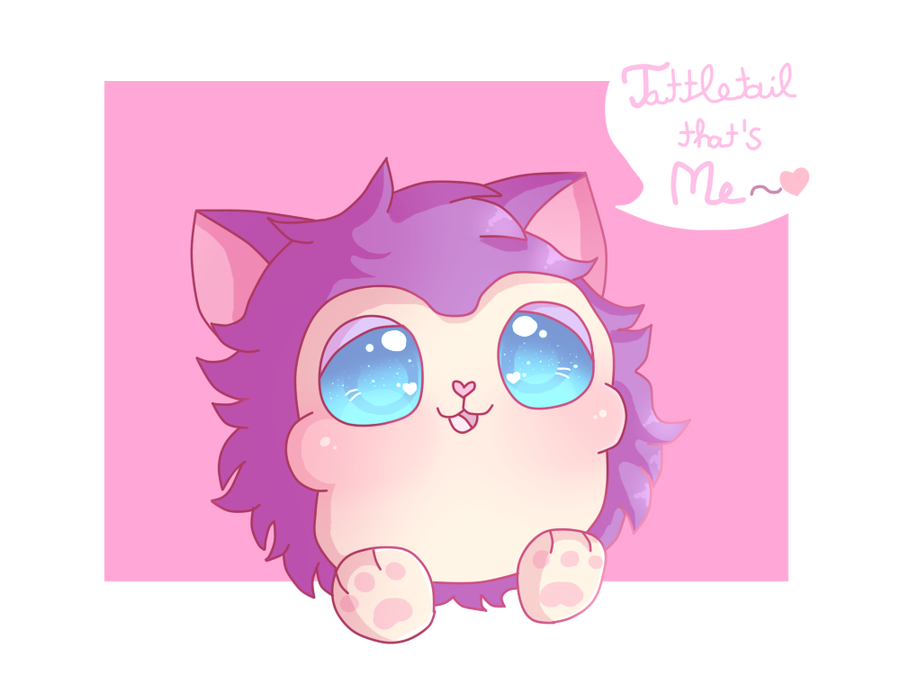 Tattletail drawing nightmare. By eiizabeth rd on