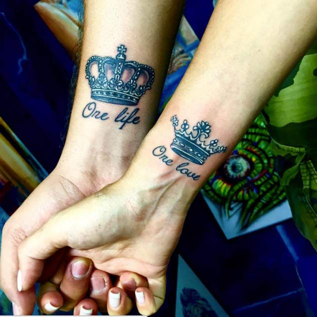Tattoo clipart marriage