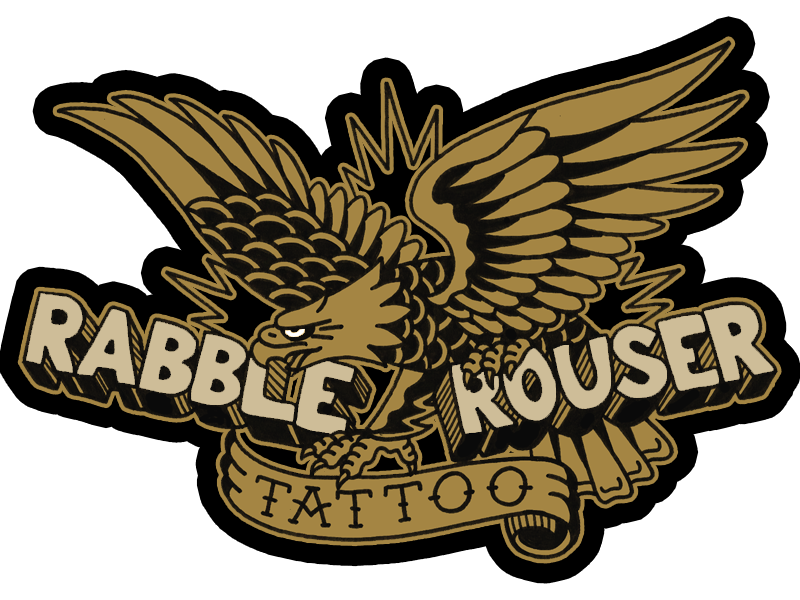 Tattoo clipart tattoo shop. Los angeles rabble rouser