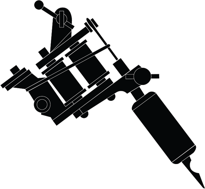 Tattoo gun png. Gallery for machine drawing