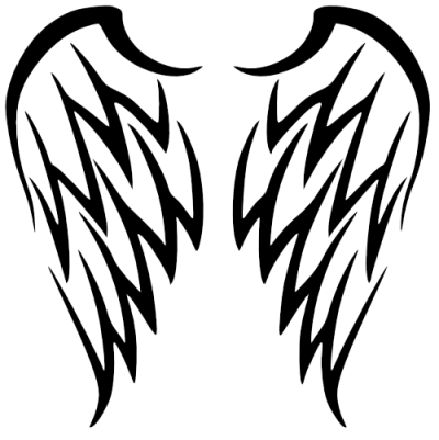 Tattoo wings png. Download tattoos free transparent