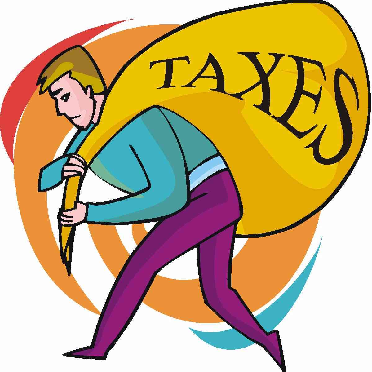 Tax clipart direct tax. Taxation in india types