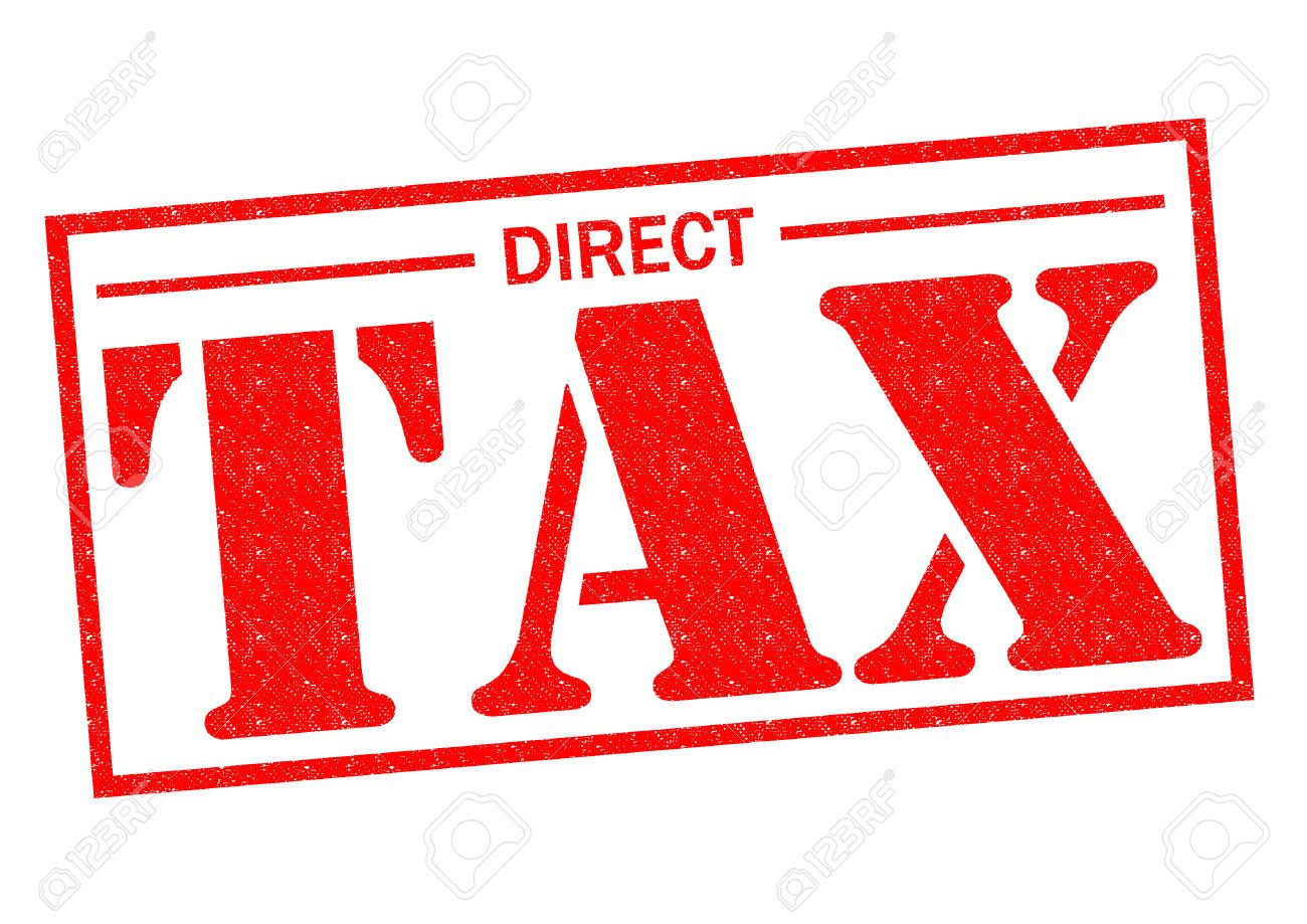 Tax clipart direct tax. Collections grow in