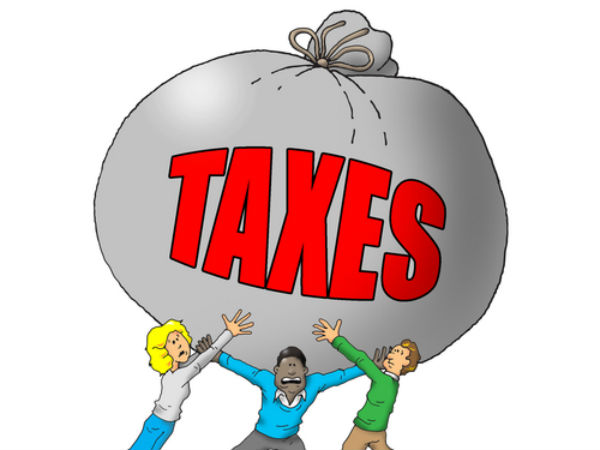 Tax clipart sales tax. What is the difference