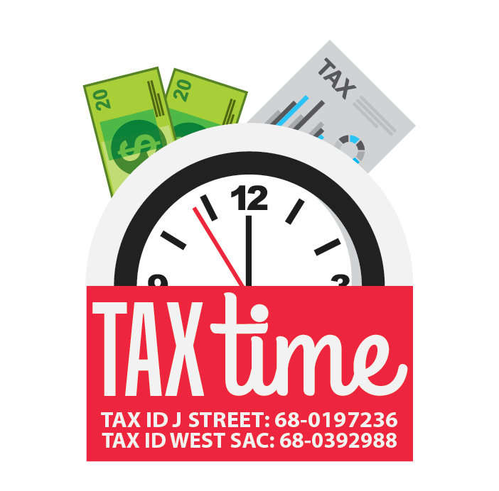 tax time png