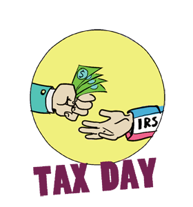 taxes clipart tax collection