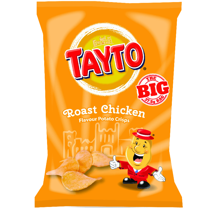 Tayto chips png. Crisps roast chicken plus