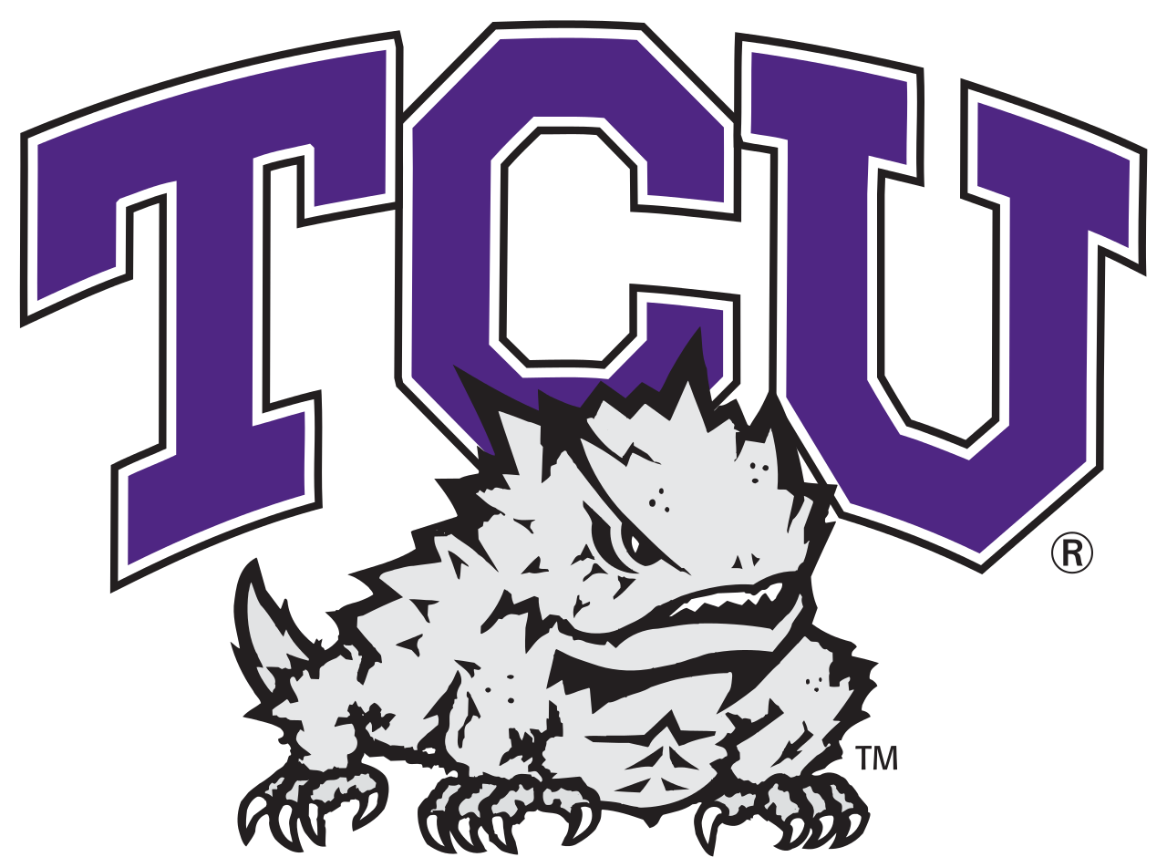 Alamo vector art. Tcu horned frogs logos