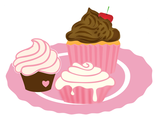 Tea party png. Download free cakes for