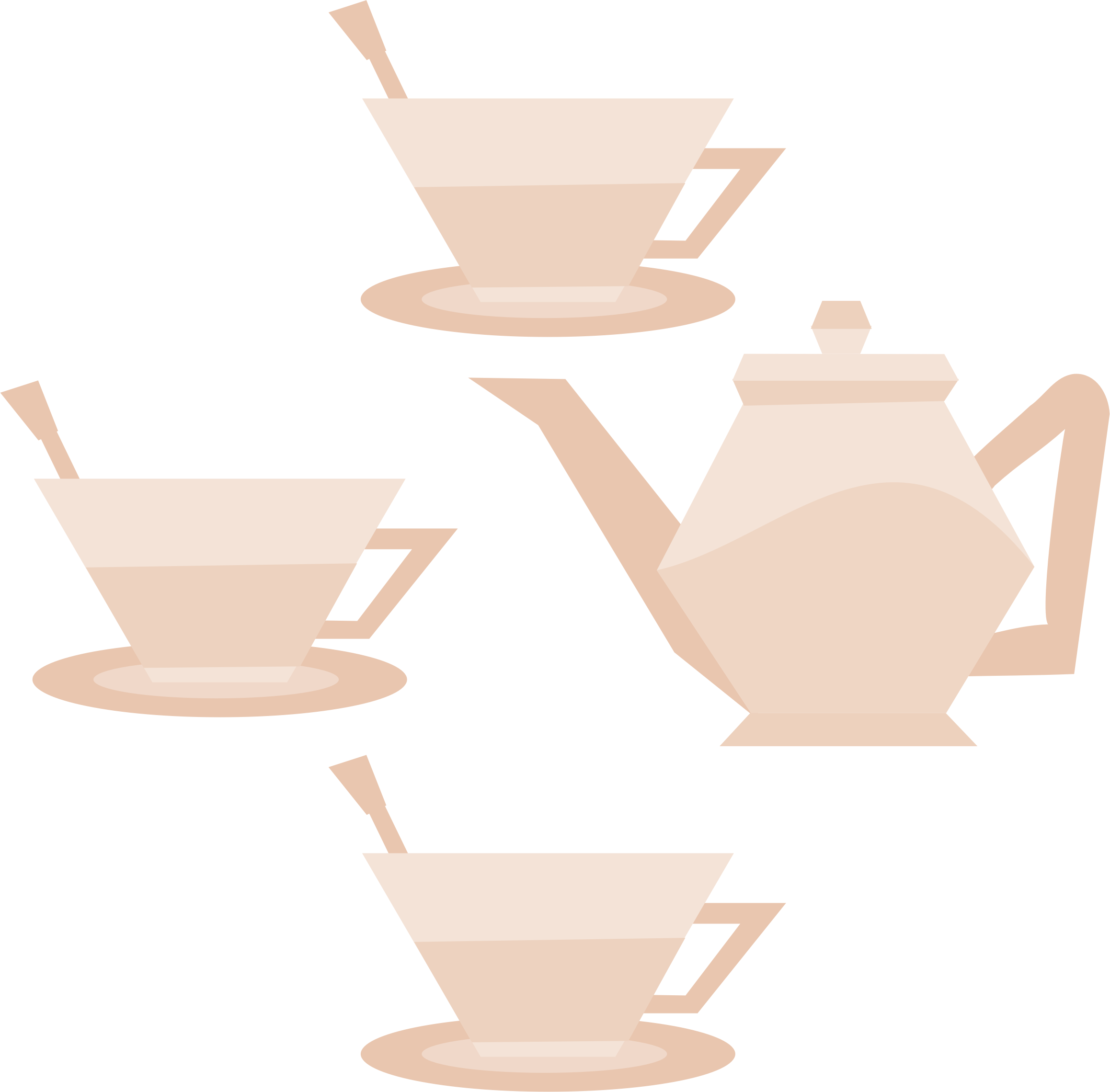 Tea party png. Clipart background big image