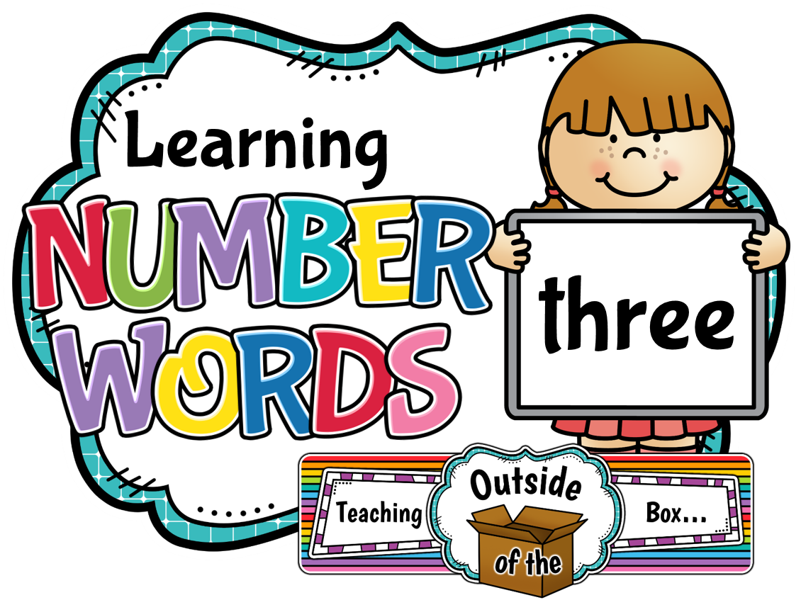 Teacher clipart number. Teaching outside of the