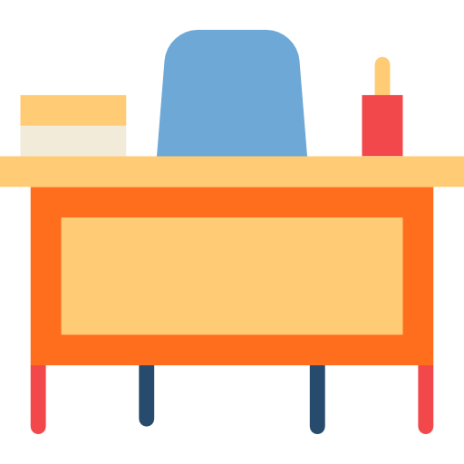 teacher desk png