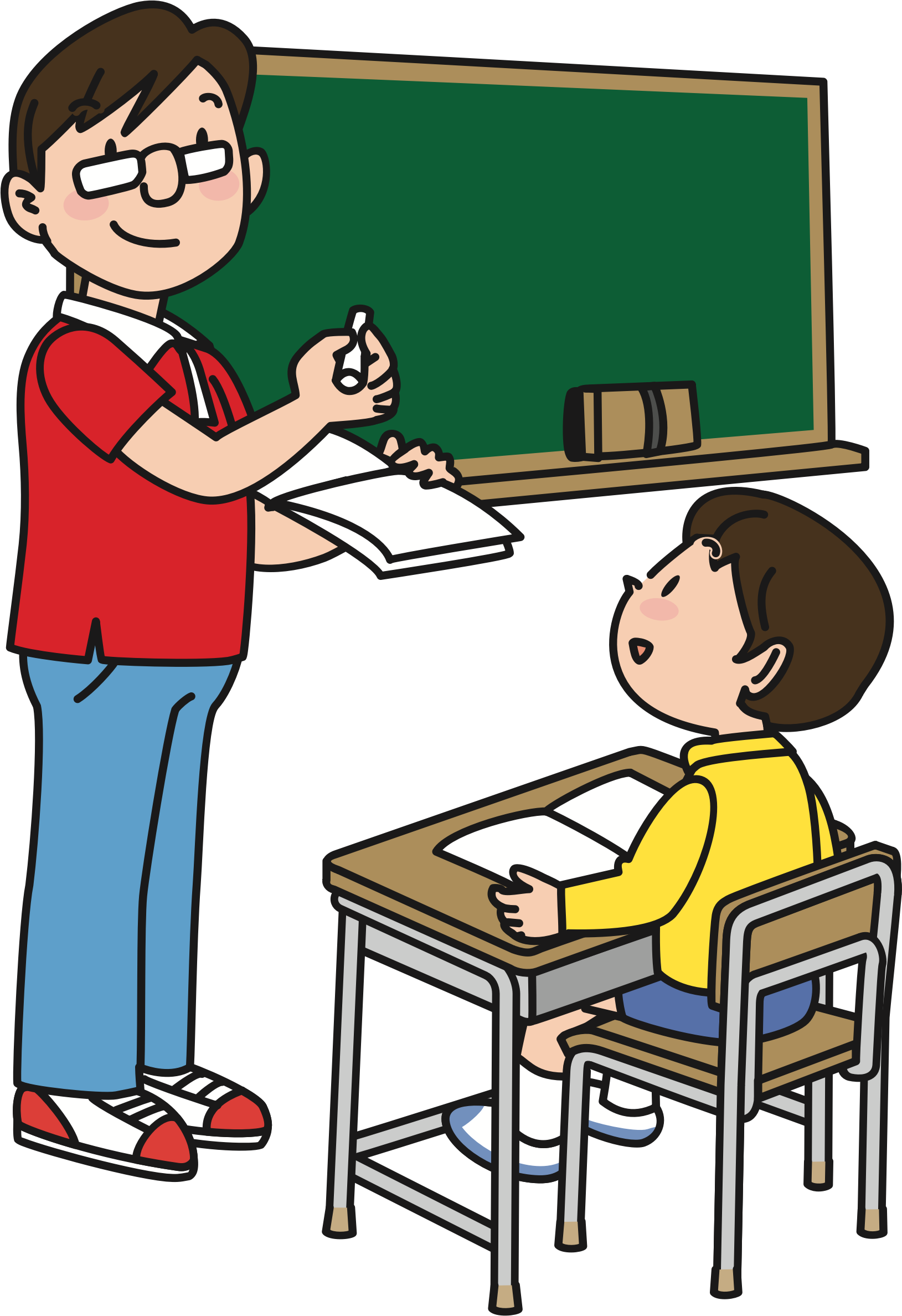 Teacher png clipart. Male icons free and