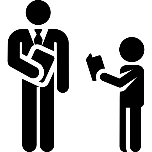 Teacher silhouette png. Free people icons icon