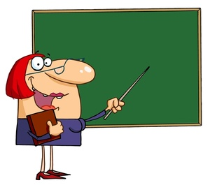 Teachers clipart animated. Free for